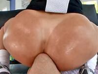 Ass to worship vixen Kendra Lust fucked