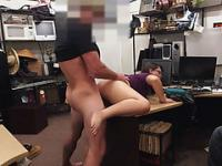 Sexy hot chicks paying me off with her wet pussy