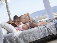 Angelica romantic screaming pussy sex during a vacation