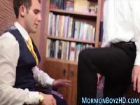Gay mormon amateur tuggin