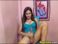 Self Sucking Live Shemale Webcam