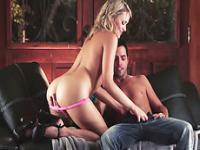 Passionate cock sucker Mia Malkova gets her pussy a thick mangood thrust