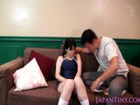Kleine japanische haarige Muschi Spielzeug stimuliert