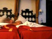 Hidden cam caught horny parents fucks in bed