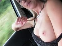 A Milf with nice tits Alena gets her pussy fucked