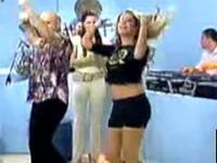 Turkish Celebrity Belly Dancer Q Girls Sexy Belly