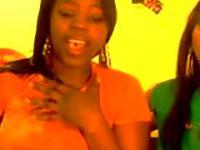 Two Black Lesbians 1