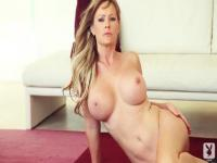 Katie Lohmann Poses Like the Girl Next Door