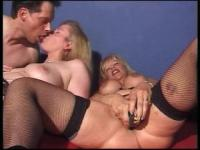 German Group sex adventures