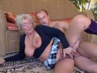 Mature Italian mum will be drilled like never before