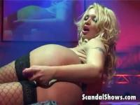 Striptease is something that she is the best at