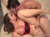 Chanel Preston vergibt Manuel Ferrara mit die besten anal-Sex