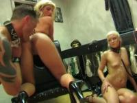 Hardcore German BDSM with many horny elements