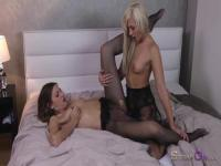 Eufrat and Tracy adore spending the nights together