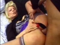 Pierced pussy will enjoy in cock entering time