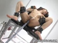 Asian hardcore BDSM