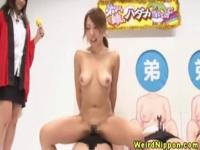 Japanese MMF hard working at home