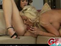 Puma Swede going lesbian for Faith Leon