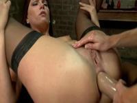 Lesbian masturbation domination