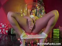Weihnachten ist früh mit Natasha Nice