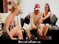 A sweet family talk