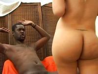 Sexy Shemale Anita aime bite Black XXL