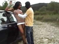 Black brazilian shemale fuck outdoors young Girl 1