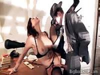 Film noir sex movie