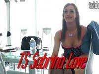 Sabrina Love n Danika Dreamz ass fucking