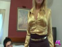 Madura Hot Follada mother I'd like to fuck Aged Golden-Haired
