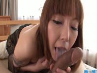 Minami Kitagawa haarlos orientalische Creampie in POV