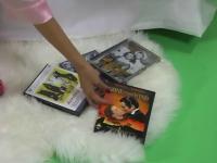 An Erotic Tease 003-DVD Night Turns Hot