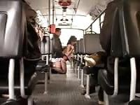 Banging on the bus