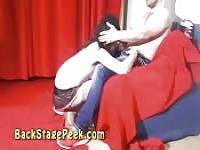 Czech newbie gets naughty during erotic photoshoot