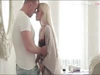 Hot blonde babe Lola Myluv pussy banged