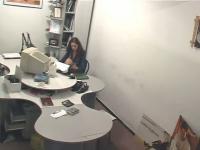 Hidden office swallowing