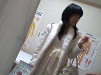 Asian fucked in private parlor on Japanese massage spy video