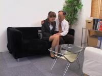 Nice Jap slut gets a big load in spy cam Asian sex video