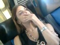 Video de sexo de cam voyeur está mostrando un hermoso pollito