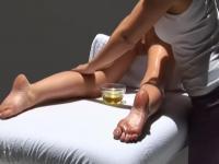un masaje agradable chica a chica