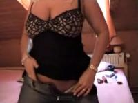Aged Obscene Bitch on Livecam
