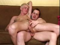 Extraordinary fucking of two twink