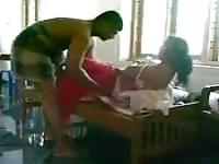 Amorous Indian man makes a commendable attempt
