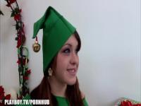 Santa is cumming for teens