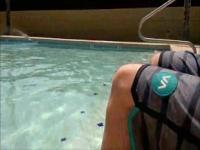 Pool Cocksucking