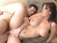 Playgirl with hot ass in hard core porn movie