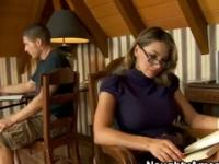 Playgirl with hot love bubbles in hard fuck sex action