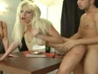 Tanya James and Madison in wondrous swinger group porn video