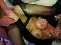 Marvelous party porno movie