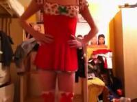 Hot girlaged Crossdresser